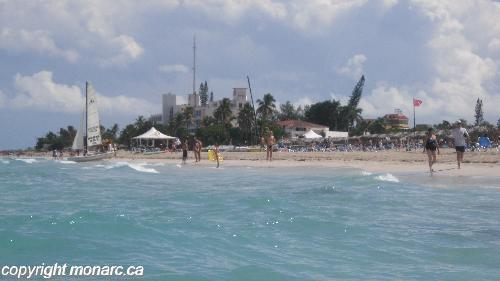 Commentaires pour barcelo arenas blancas varadero cuba for Claude raymond piscine