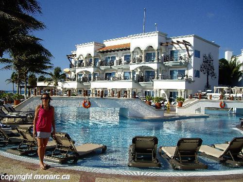 Reviews for royal playa del carmen riviera maya mexico for Club piscine west island