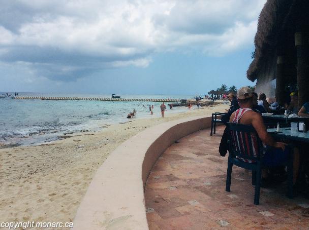 Traveller picture - El Cozumeleno