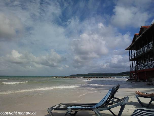 Traveller picture - Mangos Jamaica A Boutique Beach Resort