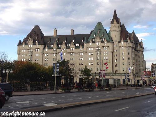 Traveller picture - Fairmont Chateau Laurier Ottawa