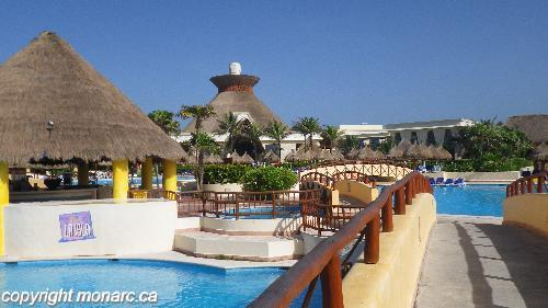 Reviews for grand bahia principe tulum riviera maya for Club piscine west island