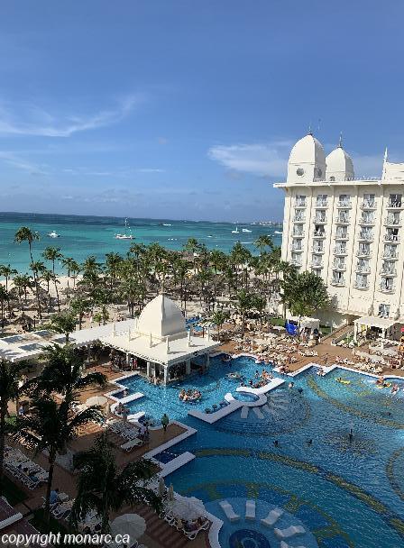 Traveller picture - Riu Palace Aruba
