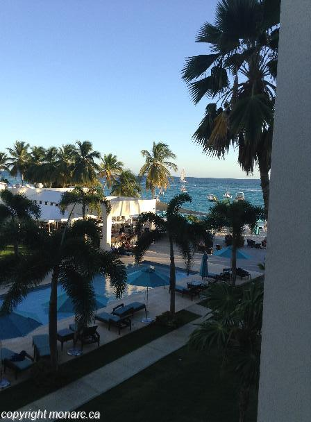 Traveller picture - The Sands Barbados