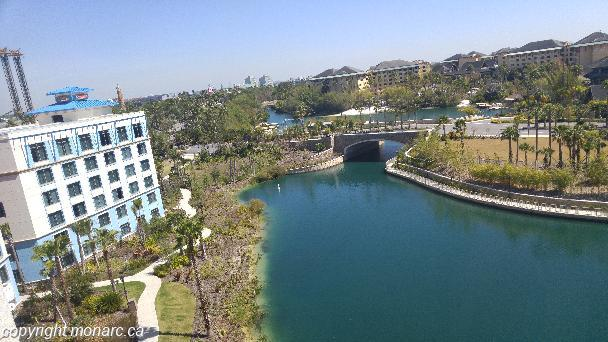 Traveller picture - Loews Sapphire Falls Resort At Universal