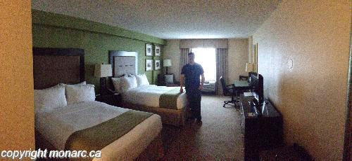 Traveller picture - Holiday Inn And Suites Across Universal Orlando
