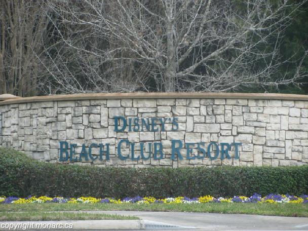 Traveller picture - Disneys Beach Club Resort