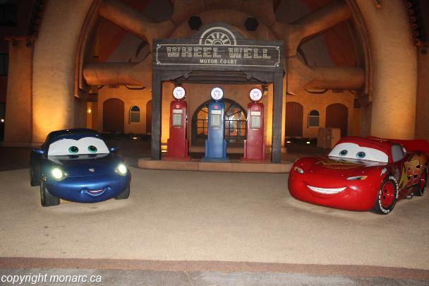 Traveller picture - Disney Art Of Animation Resort