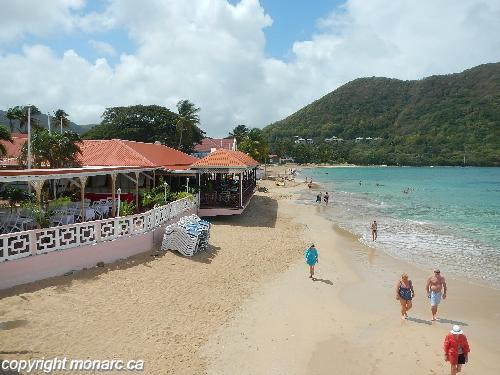 Traveller picture - St Lucian By Rex