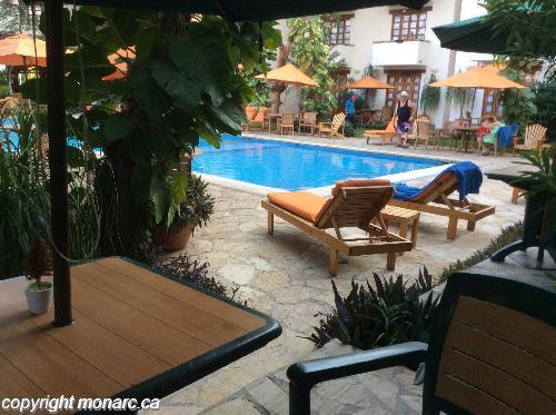 Traveller picture - Hotel Villablanca Huatulco