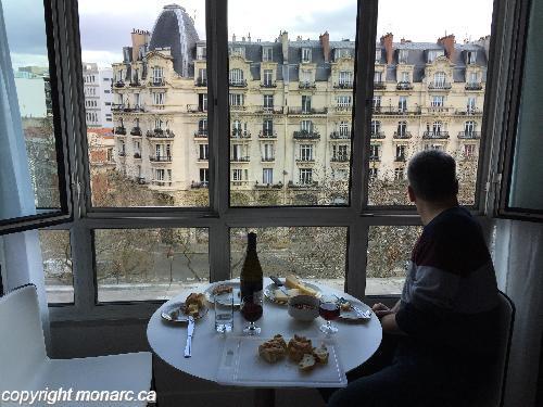 Traveller picture - Citadines Bastille Marais
