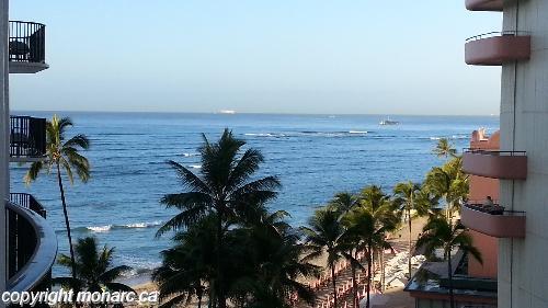 Traveller picture - Outrigger Waikiki Beach Resort
